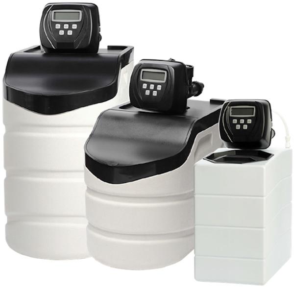 Αποσκληρυντές νερού αυτόματοι compact
